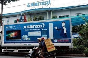 Vợ chủ tịch Asanzo đã rút ra hơn 500 tỉ đồng