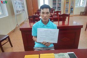 Vận chuyển ma túy từ Lào vào Việt Nam bằng xe máy