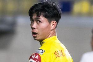 Công Phượng đá chính trong trận U21 Sint-Truidense thua 1-6