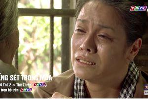 'Tiếng sét trong mưa' tập 50: Thị Bình khóc đau đớn khi biết Phượng có bầu với anh trai