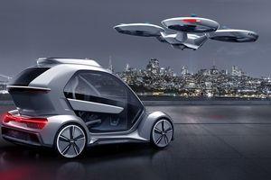Tại sao Audi quyết định 'hủy' dự án xe bay?