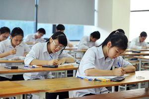 Năm 2020, giữ ổn định phương án thi trung học phổ thông quốc gia