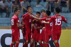 CLB 25-4 từ chối đá chung kết AFC Cup ở Thượng Hải