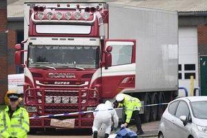 Vụ 39 thi thể trong container ở Anh: Vì sao vẫn chưa có kết quả nhận dạng nạn nhân?
