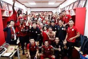 CLB TP.HCM - Nhà vô địch trong lòng người hâm mộ vì bóng đá tử tế