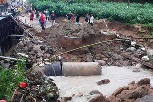Bão số 5 gây thiệt hại nặng nề cho các tỉnh Nam Trung Bộ
