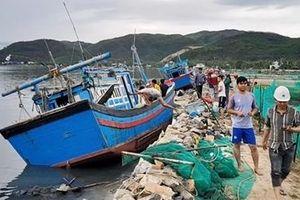Các tỉnh miền Trung nỗ lực khắc phục hậu quả bão số 5