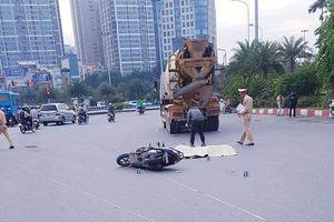 Va chạm với xe bồn khiến 2 phụ nữ đi xe máy tử vong tại chỗ