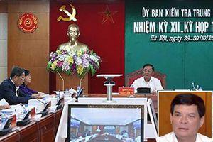 Trung tướng Trình Văn Thống bị kỷ luật cảnh cáo