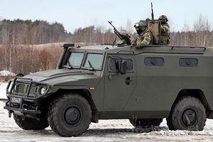 Xe thiết giáp Tigr sẽ được lắp ráp ngay tại Việt Nam?