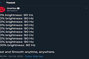 OnePlus chế nhạo tính năng màn hình 90Hz của Google Pixel 4