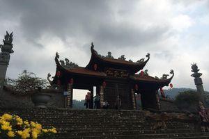 Chùa Tân Thanh - Cột mốc tâm linh nơi biên cương Tổ quốc