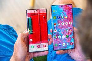 Lợi nhuận quý 3 của Samsung giảm mạnh