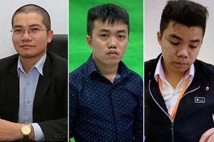 3 anh em Nguyễn Thái Luyện là chủ mưu xúi giục nhân viên Alibaba phạm tội