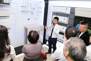 Panasonic khai trương Trung tâm giới thiệu công nghệ điều hòa đầu tiên tại Hà Nội