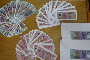Nhóm đối tượng lưu hành và làm tiền giả bị công an tóm gọn