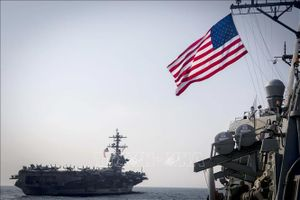 Hải quân Mỹ - Brunei diễn tập 10 ngày trên Biển Đông