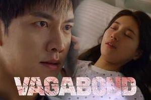 Phim 'Vagabond' tập 13: Suzy bị liệt do trúng đạn, Lee Seung Gi bàng hoàng vì trùm cuối giờ mới lộ diện?