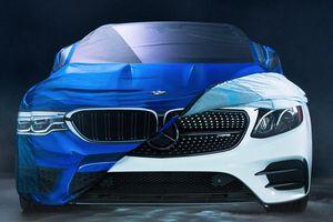BMW trêu chọc Mercedes-Benz dịp lễ Halloween nhưng bị phản hồi 'chua ngoa'