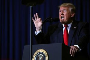 Ông Trump: Tại Syria, Mỹ chỉ quan tâm dầu mỏ, không phải kiểm soát biên giới