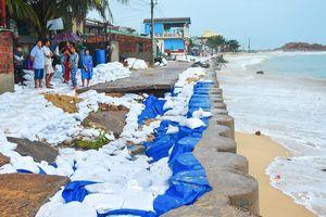 Bình Định ban bố tình trạng khẩn cấp sau bão số 5