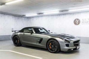 Hai xe cổ siêu hiếm của Mercedes-Benz được rao bán hàng tỷ đồng