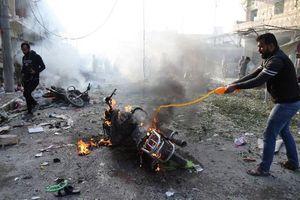 Ít nhất 13 người thiệt mạng trong vụ nổ bom xe hơi ở miền bắc Syria