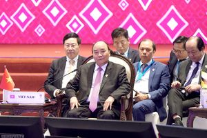 Thủ tướng dự Hội nghị Cấp cao Đông Á