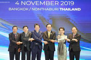 Thủ tướng dự Hội nghị Cấp cao Mekong–Nhật Bản