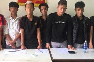 Bắt giữ nhóm chuyên trộm xe máy trên địa bàn TP Đà Nẵng