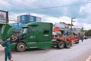 Tiết lộ sốc về nguyên nhân khiến những thùng container 'bay', gây tai nạn cho người đi đường