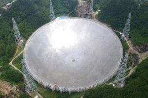 Kính viễn vọng bắt được tín hiệu bí ẩn từ vũ trụ?