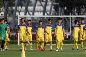 CHÍNH THỨC: U19 Việt Nam chốt danh sách 24 cầu thủ dự vòng loại U19 châu Á 2020