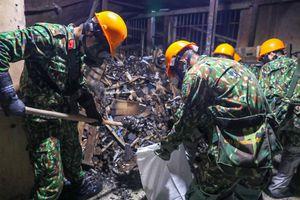 Dân Hạ Đình yêu cầu bồi thường sau vụ cháy Rạng Đông