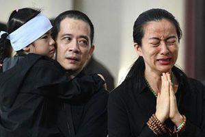 Những giọt nước mắt ở tang lễ con gái đạo diễn Đỗ Đức Thành