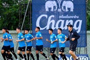Tuyển Thái Lan chốt 24 cầu thủ cho 'đại chiến' Việt Nam, Malaysia