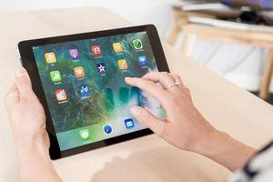 Thông tin cực vui cho người dùng iPad