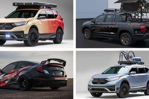 Honda mang xe gì tới Triển lãm xe độ SEMA 2019?