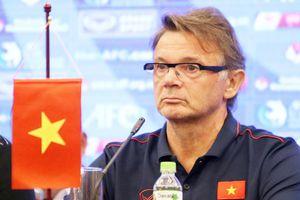 HLV Troussier tuyên bố đanh thép trước vòng loại U19 châu Á 2020