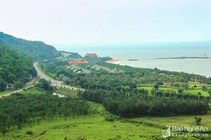 Thủ tướng phê duyệt điều chỉnh cục bộ quy hoạch chung xây dựng Khu kinh tế Đông Nam Nghệ An