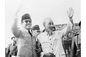 Kỷ niệm 60 năm Chủ tịch Hồ Chí Minh thăm Indonesia: Việt Nam – Indonesia, tình bạn, tình anh em