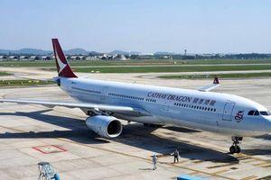 Cathay tăng tần suất bay đến Hà Nội, nhắm đường bay Phú Quốc - Hồng Kông