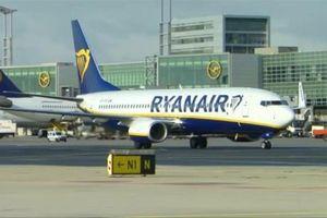 Hãng hàng không Ryanair phát hiện vết nứt trên một số máy bay Boeing 737NG