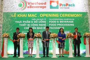 Cơ hội nâng vị thế thực phẩm và đồ uống Việt
