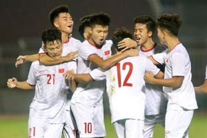U19 Việt Nam khởi đầu thuận lợi