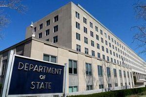 Bộ Ngoại giao Mỹ: 'Đường 9 đoạn' là phi lý, bất hợp pháp