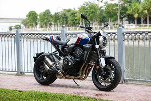 Điểm danh 4 mẫu môtô Neo Sports Café của Honda tại Việt Nam