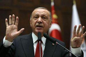 Quân đội Thổ Nhĩ Kỳ ở miền Bắc Syria bị tấn công bằng tên lửa suốt 24 giờ