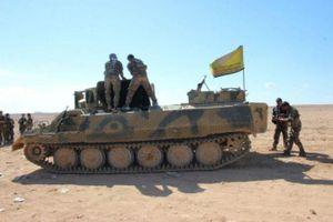 Thổ Nhĩ Kỳ sẽ không chấp nhận chính quyền Assad 'cứu vớt' quân người Kurd