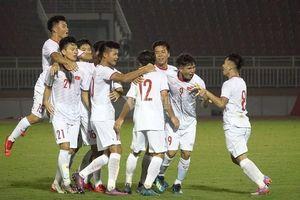 U19 Việt Nam: Thắng to lo nhiều